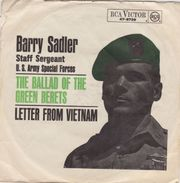Barry Sadler The Ballad of