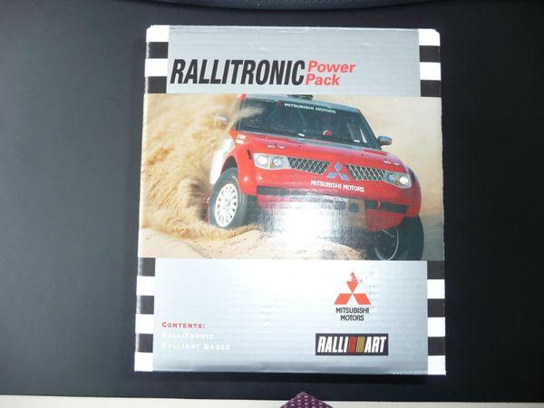 Leistungssteigerung RalliTronic Power Pack und