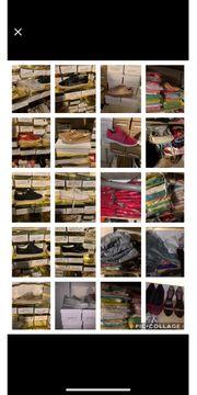 Restposten Damen Schuhe und Kleide