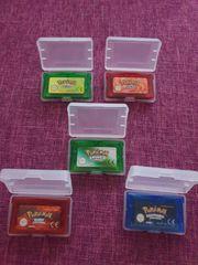 Pokemon Spiel Smaragd Feuerrot Blattgrün