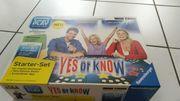 Spiel Yes or Know von