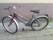 Damen Fahrrad 26 mit 6