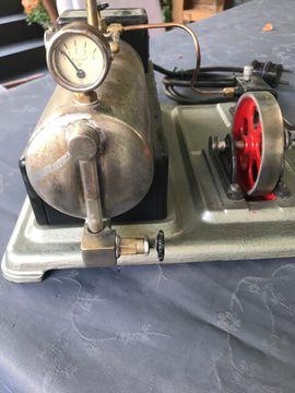 Dampfmaschine alt: Kleinanzeigen aus Marktzeuln Zettlitz - Rubrik RC-Modelle, Modellbau