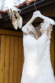 Verkaufe Hochzeitkleid der Marke Ladybird