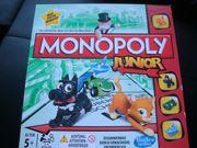 Monopoly Junior Spiel