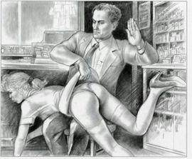 spanking treff