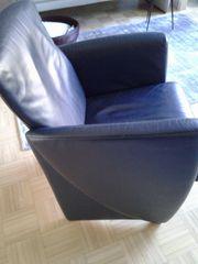 Sessel von JORI 3280 dunkelblau