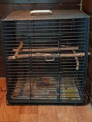 Transportkäfig für Papageien