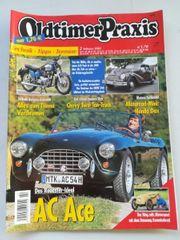 Oldtimer Praxis Magazine 93 Stk