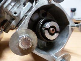 RC-Modelle, Modellbau - Quadra Benzinmotor