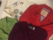 Damenbekleidung Wolle Leinen M L