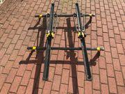 Universal-Dachträger mit 2 Fahrradständern