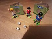 Playmobil - 3 Fussballspieler
