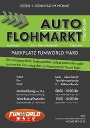 SONNTAG 8 4 AutoflohmarktFunworld