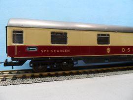 Modelleisenbahnen - Eisenbahn Röwa H0 TEE Speisewagen