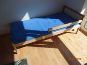 Ikea SNIGLAR Juniorbettgestell mit Lattenrost