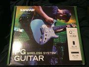 Gitarren-Funksystem SHURE BLX14 PG