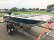 Aluboot Flachbodenboot Angelboot Brema Boot