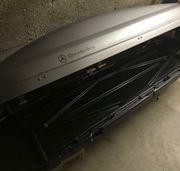 Original Dachbox Mercedes-Benz Skibox kaum