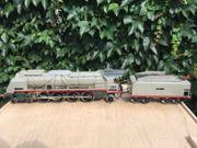 Märklin Lokomotive mit Tender Spur