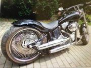 Harley Davidson FS2-Liebhaberstück