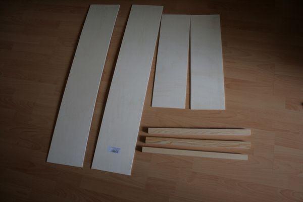 Holzleisten Reste zu verschenken