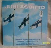 JUHLASOITTO Super Hitparati LP Finnland