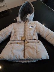 Winterjacke Hello Kitty Gr 92