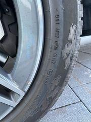 Winterreifen 235 55r19 Continental Mercedes