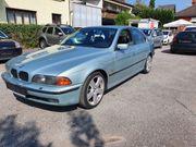 BMW 525 tds Automatik Vollausstattung