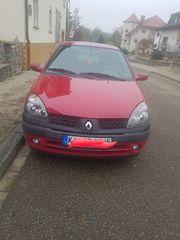 Renault Clio mit TÜV