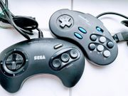 2 Controller für Sega Mega