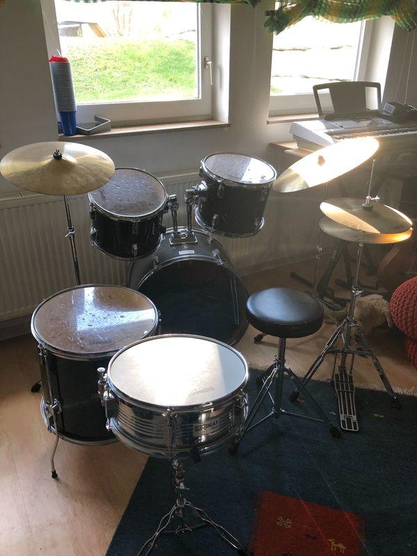 Anfänger Schlagzeug