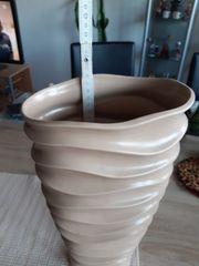 Hohe Blumen Vase