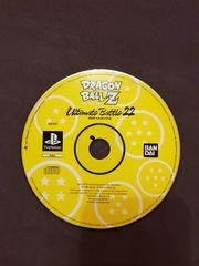 PS 1 DragonBall Z Ultimate