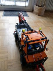 Lego Technik 8110 Unimog