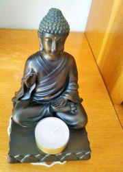 Buddha von Party Lite mit
