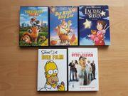 DVD s Walt Disney etc