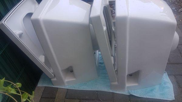 Biete Toilette von Duravit