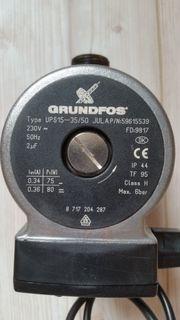 Junkers Heizungspumpe 8717204287 Zerlegt Gereinigt