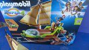 Playmobil Super4 9000 Piraten Chamäleon