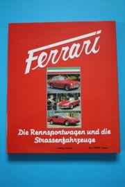 Ferrari Die Rennsportwagen und die