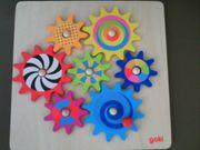 Verschiedene Spielzeug-Kinderholz und Kinderlernspielzeug-Kinderpuzzle