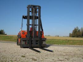Sonstige Nutzfahrzeuge - Linde Diesel Stapler H70D - 7000kg