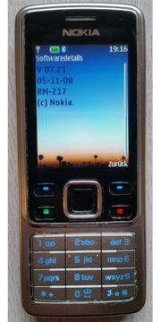 NOKIA 6300 Handy mit Zubehör