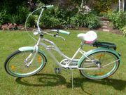 Bequemes Damen Fahrrad Citybike Cruiser