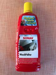 Waschpolitur Auto