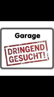 suche ein Garage für mein