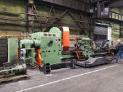 Heavy duty lathe SKODA SR200 -