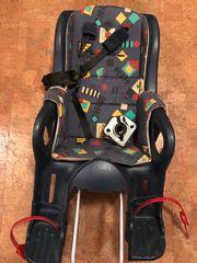 Kindersitz fürs Fahrrad von Römer